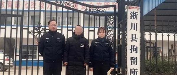 北阳淅川一须眉酒后拨打报警德律风宠骂平易近警,被止政拘留