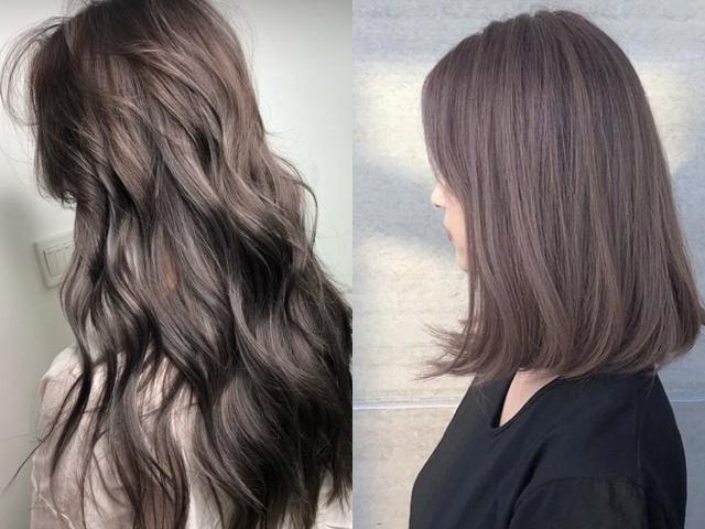 """2019年最显白的""""灰棕发色"""",超百搭不挑肤色,谁染谁美!"""