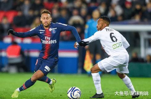 爆冷! 一场1-2让巴黎惨遭垫底球队淘汰, 3个点球内马尔都看呆了