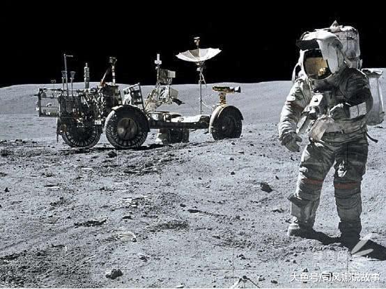 好国颁布发表不再登月,中国也道了同样的话,月球事实有什么隐秘?