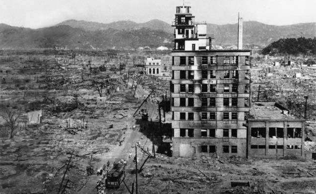 二战中对日利用本枪弹出人道?投弹前好国做了件事,已是仁至义尽