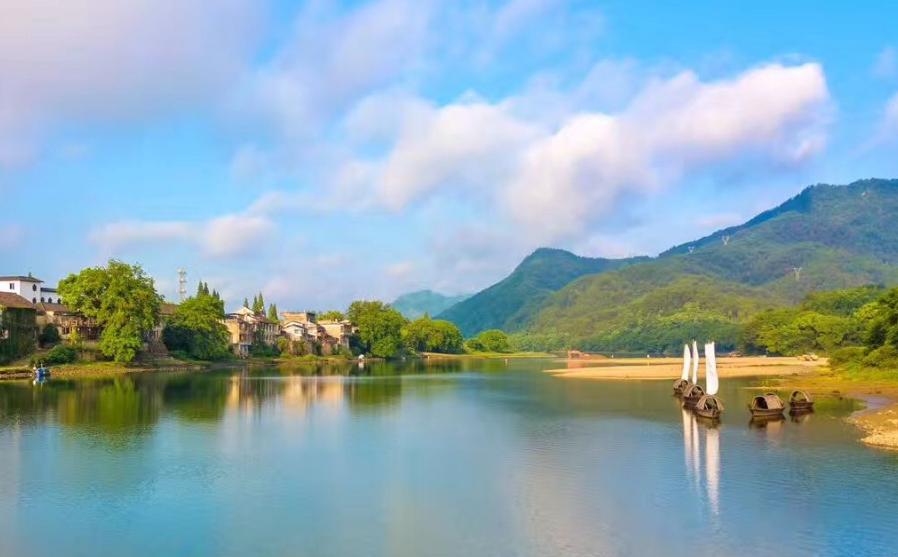 感知千年历史文化,享受秀山丽水的美景,丽水莲都—让人神往的地方