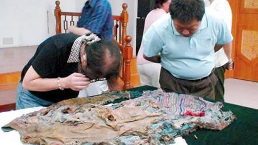 光绪墓地被盗遗物遭曝光,检测后发现,毒物含量高于常人2000倍!