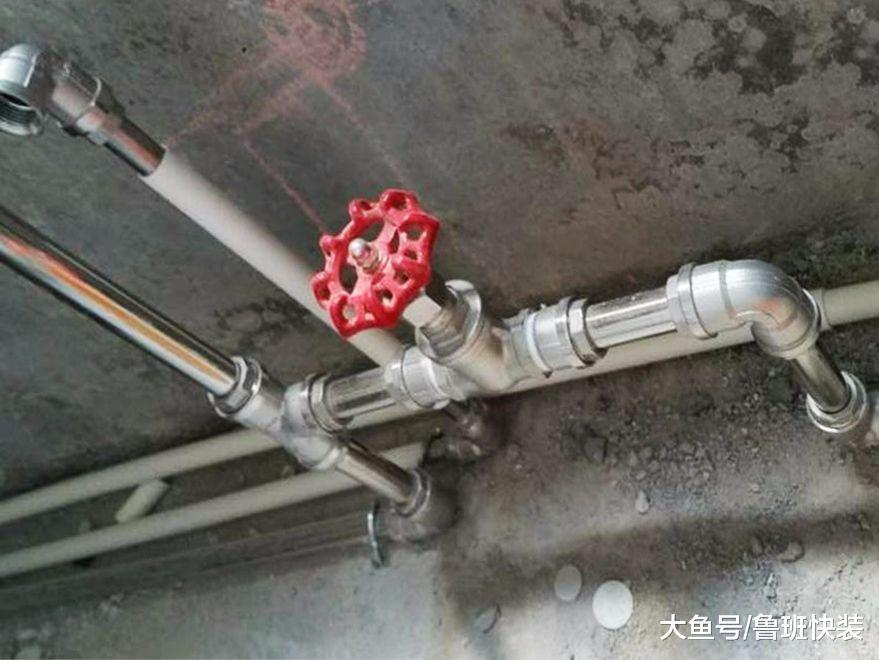 不锈钢水管比PPR更卫生, 是噱头还是事实? 装修老师傅如是说