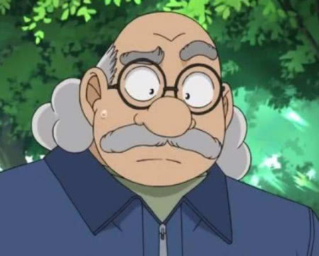 柯北:阿笠博士是本定的boss,果为那一集,才转变了他的身份