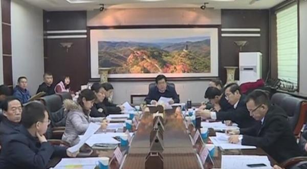 襄垣县经由过程王桥产业园区防护林绿化占天赔偿等事宜