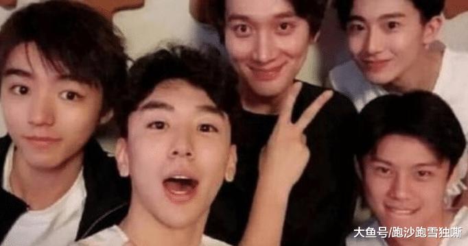 3位小陈肉室友长比拟拼, 易烊千玺第一, 王俊凯第二, 他室友最差!