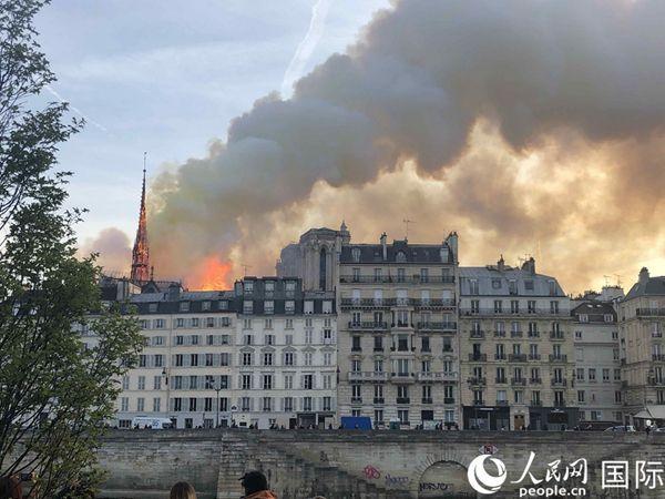巴黎圣母院,岁月无法烧掉的记忆!