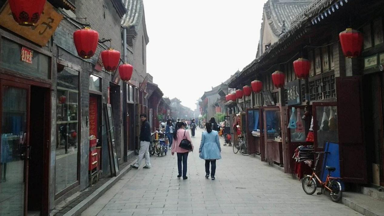 去仄遥古城咀嚼那座中国现存最完全的现代县城,感触感染晋商文明!