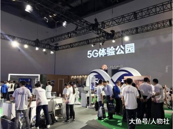 华为新年第一单! 迪拜掏500金购买5G技术, 国王免费替华为打广告