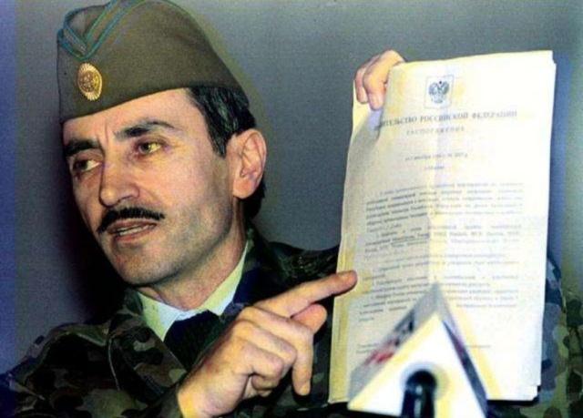 """俄罗斯谍报部分是如何斩尾""""车臣自力之父""""的?"""