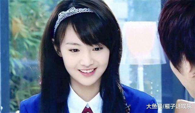 与郑爽一起出演《流星雨》出道,郑爽还在演少女,她却演妈了