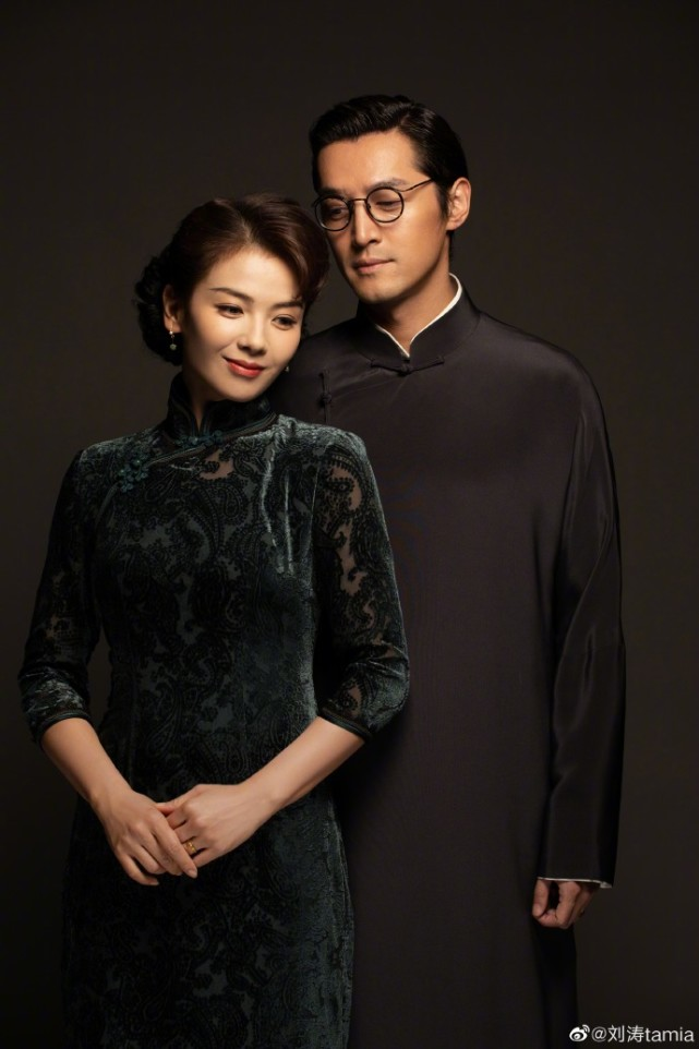 胡歌刘涛再度合作登上央视节目,上演神仙爱情