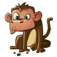 瘦猴爱上肉
