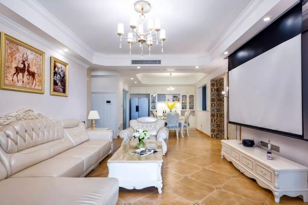 新房拆成简欧风, 实是悦目, 特别喜欢主卧的床头计划, 赞!