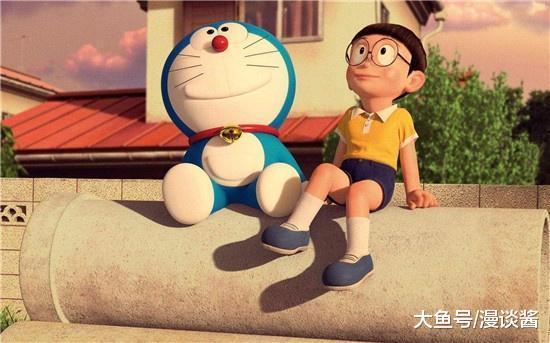 哆啦A梦:那4讲具现在皆成了实际,我们每小我皆常常用