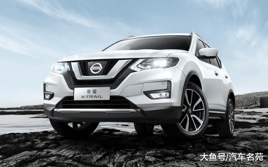 中汽协:6月SUV销量排名(完整版)——日产奇骏第4,你的车第几?