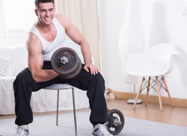 停止按期的力气练习,加强上肢力气,具有好身段