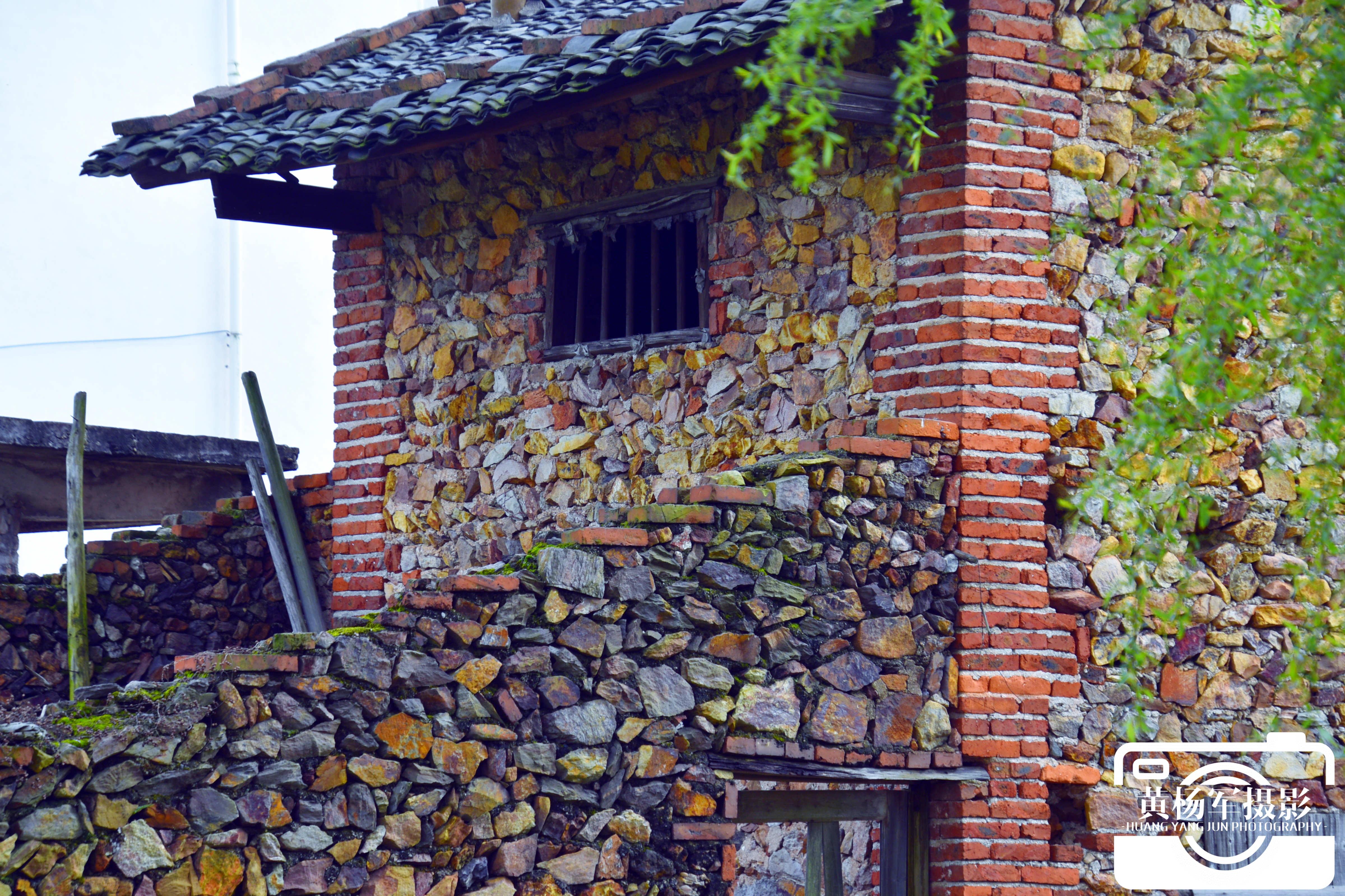 【故乡的原风景——金沙平台县·坝脑村】