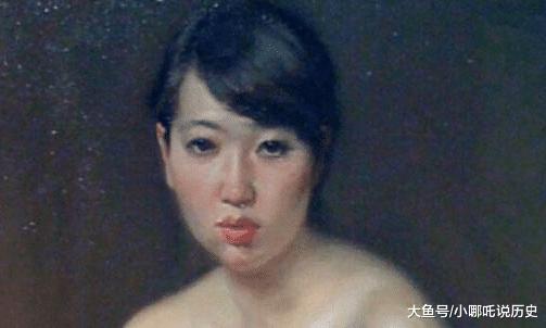 """陈丹青画人体,水平不低套路多,请""""洋女人""""当模特,卖500万"""