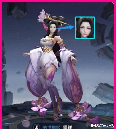 王者荣耀:貂蝉的娃娃脸+木兰的兔耳朵+芈月的皮裤,竟然是她!