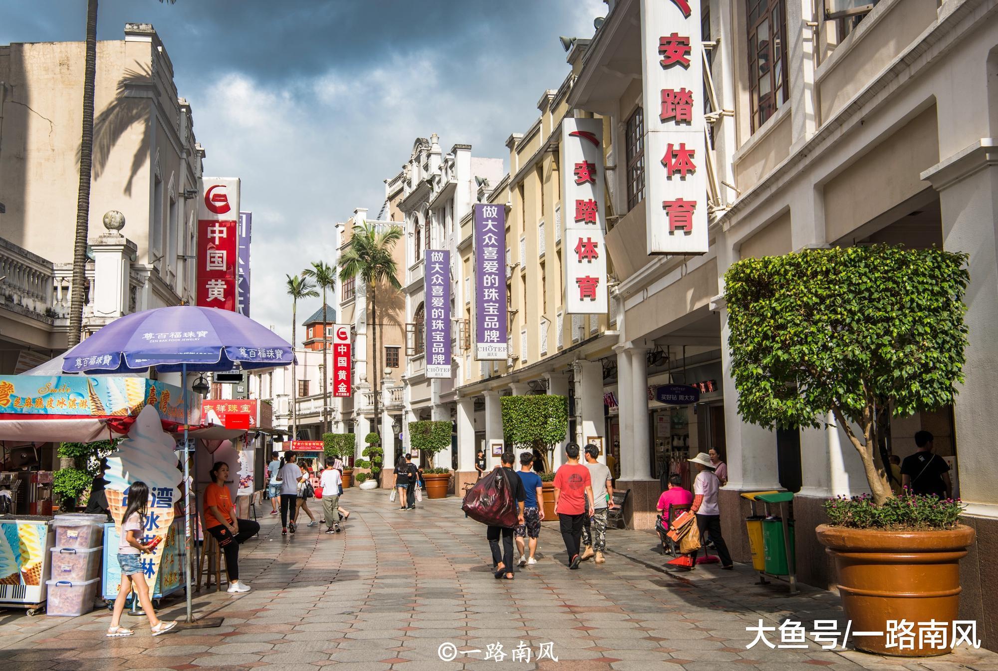广东中山孙文西路,怀旧建筑让人如置身于民国电影里!