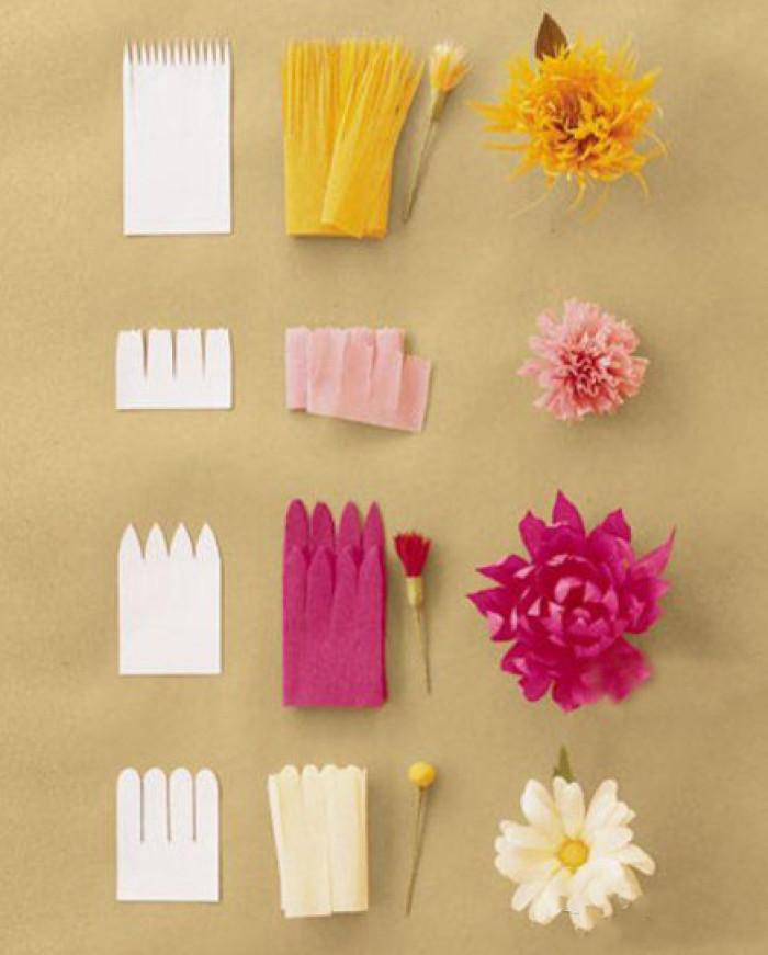 纸艺: 一张彩纸到底能玩出若干花腔? 只要念不到, 出有做不到
