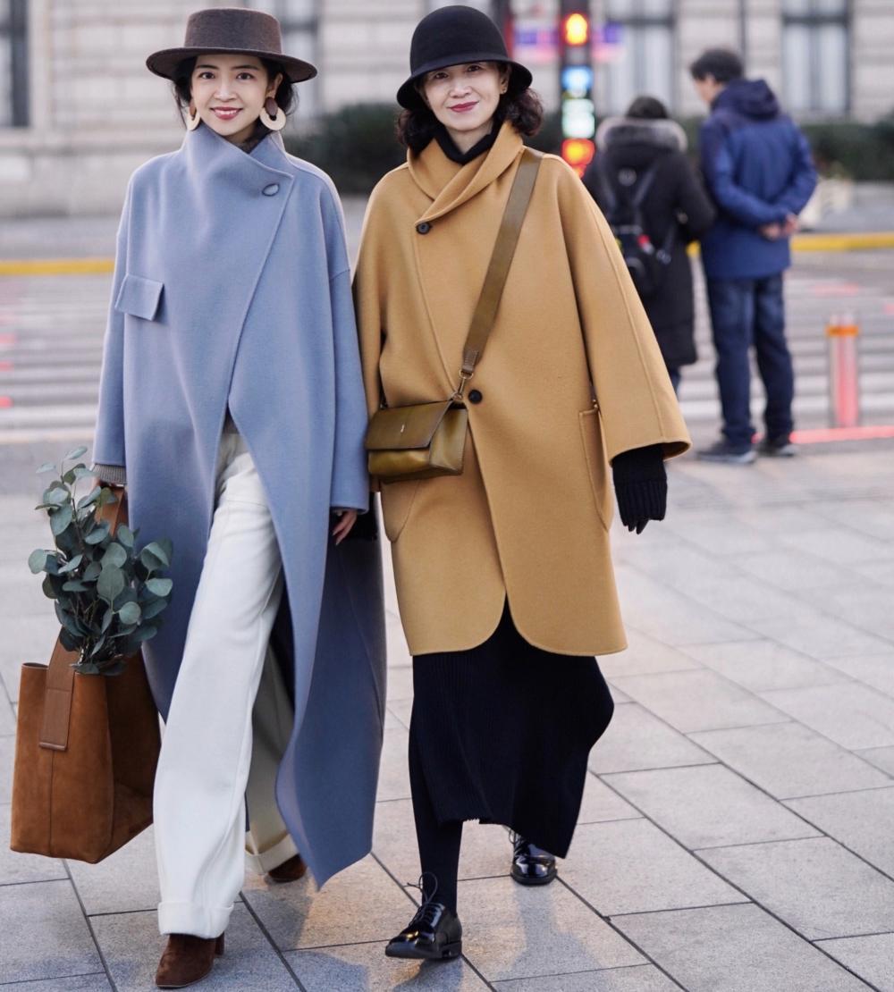 谁说驼色对亚洲人肤色不友好?时尚博主用驼色演绎一场时尚盛宴