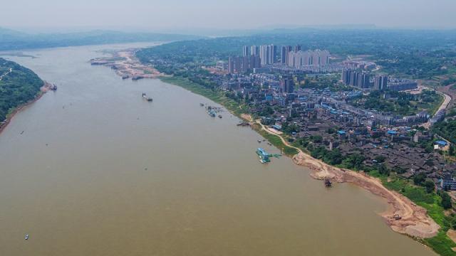 重庆永川最南的镇:被誉为重庆长江上游第一镇,商贸极其发达
