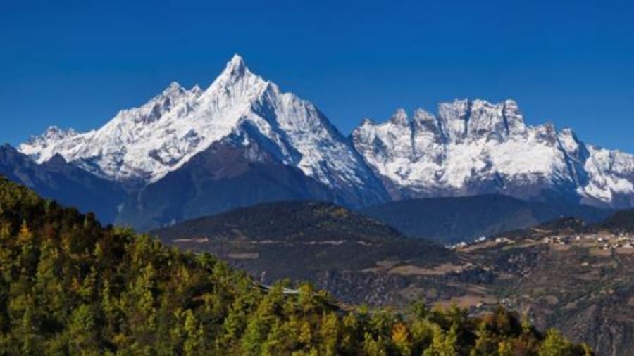 云北三座很好的雪山,除玉龙雪山您还晓得哪个?