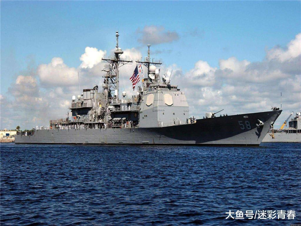 趁着夜色, 美军舰再闯黑海, 考验普京的时候到了?