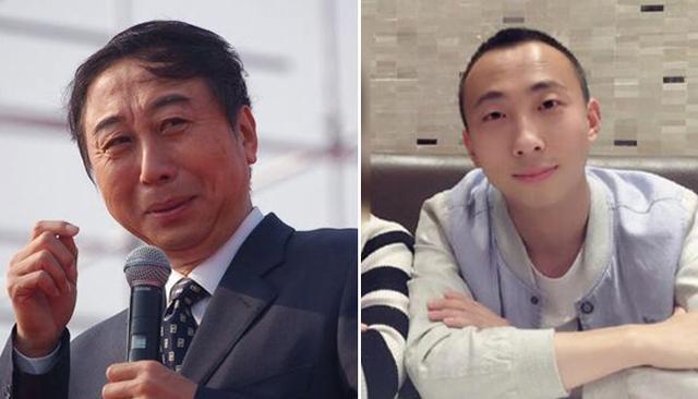 冯巩60岁近照,一连33年上春早,本来配景那么硬,儿子太像他
