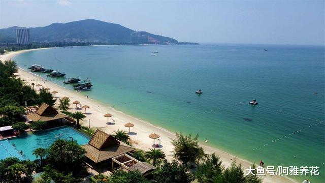 我国一正暗暗鼓起的度假胜天:具有最清洁海滩,空气比三亚还好!