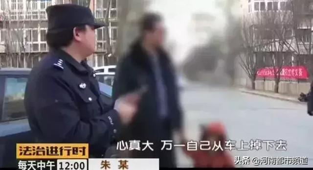 须眉当街将男童塞进汽车后备箱!警员敏捷救援,视频纪录一幕
