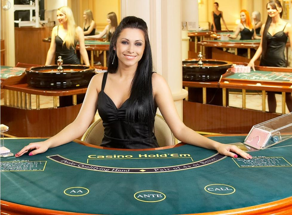 揭秘澳门赌场的女荷官,最初一个为赌场挣了过亿