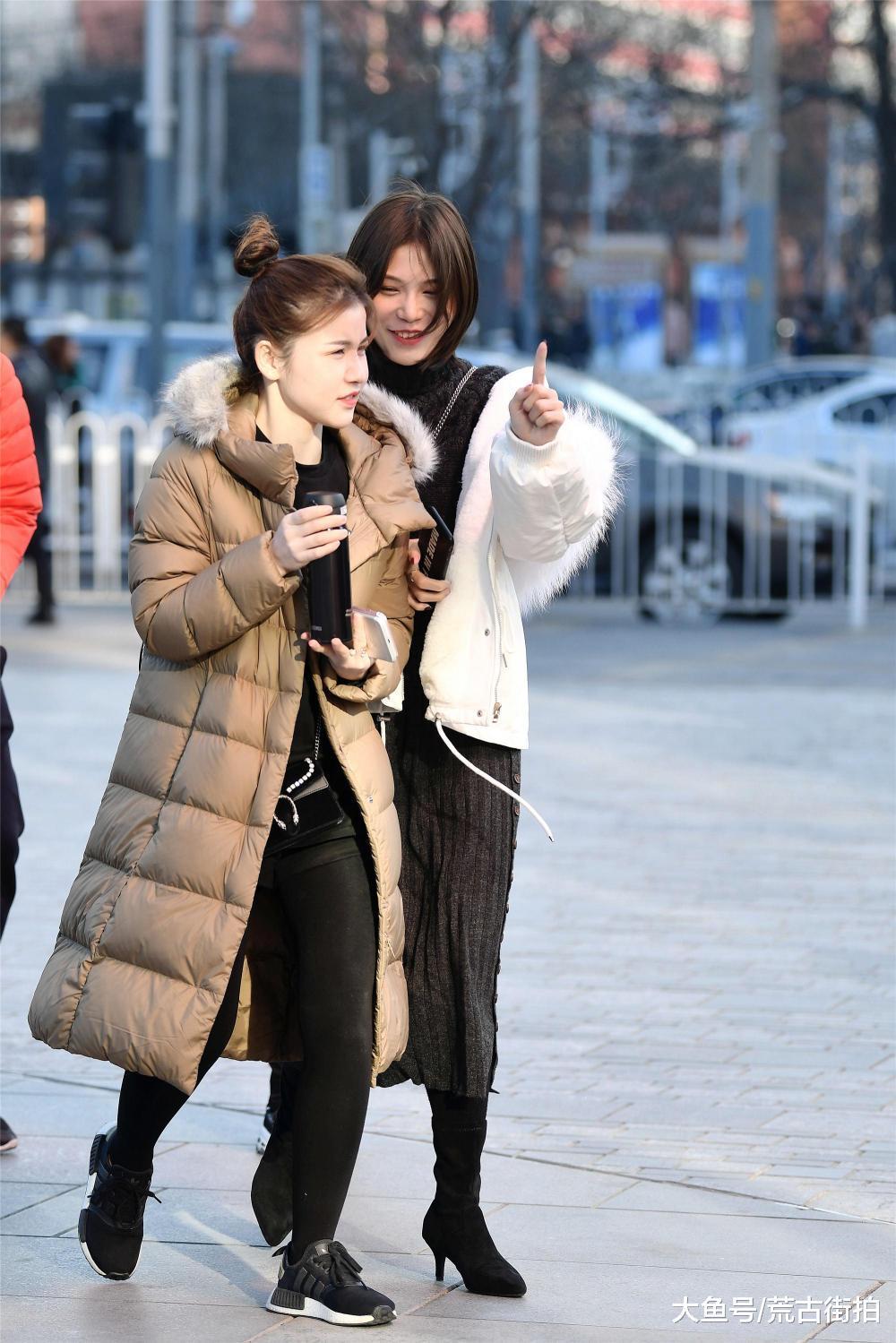 三九天约闺蜜出门,要保暖还要时尚,是不是压力很大呢?