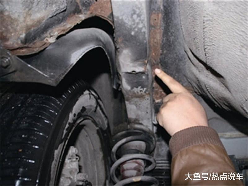 """谁是汽车品牌中的""""死锈王""""?建车工:它敢称第二,谁敢称第一?"""