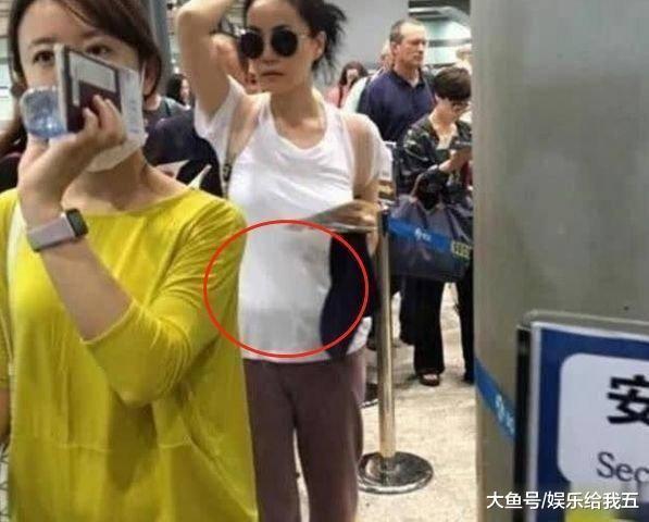 50岁王菲健身房挥汗为谢霆锋怀孕传闻不攻自破
