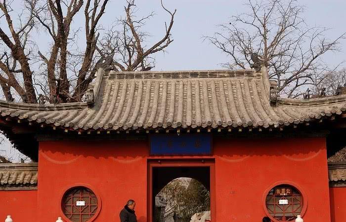 山东泗水的这座安山寺,居然历史这么悠久