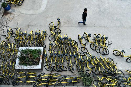 印度也泛起同享单车! 取中国比谁更胜一筹? 本地人: 比中国量量好