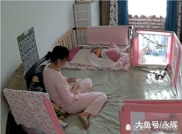 实热心: 宝宝睡着了保母反复做着一个举措, 本果竟让宝妈喜笑颜开
