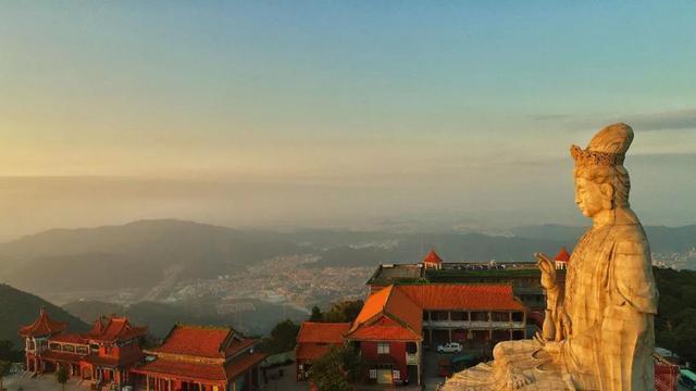 抄心经、品禅茶, 来观音山体验一段静心之旅