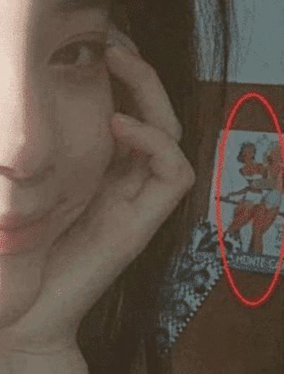 欧阳娜娜深夜发自拍照,床头柜上的东西火了,网友:你刚19岁啊!