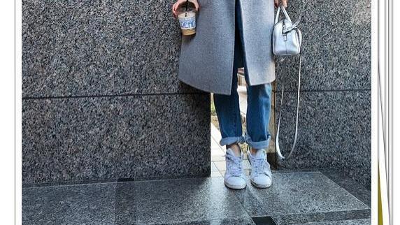 Stan Smith小白鞋的流行搭配,适合轻熟女人的日系穿搭