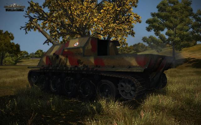杀戮传世_坦克世界最均衡的火炮,新人最好的礼物,六级火炮m44-第10张图片-游戏摸鱼怪