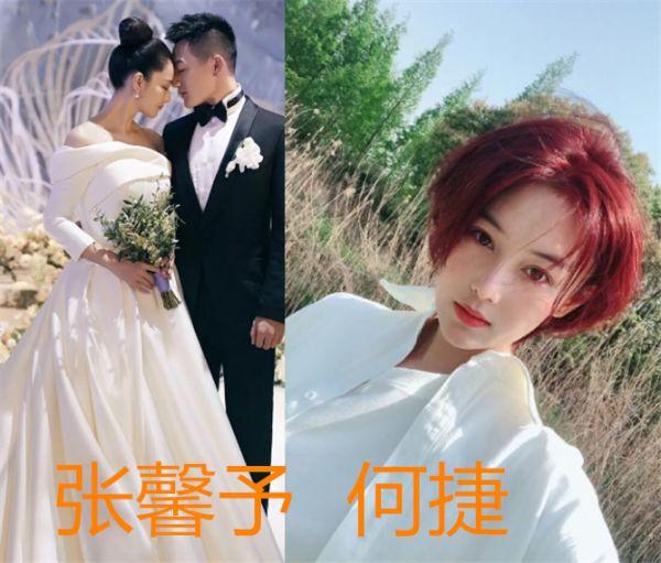 结婚后堪比整容:陈晓沧桑,郭碧婷佐化,看到冯绍峰:变化最大