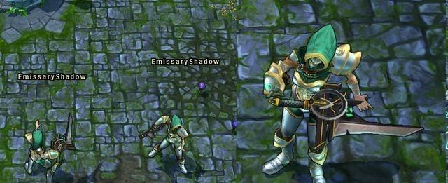 《【煜星在线娱乐】LOL10年前的英雄是啥样 第一个强到无敌因丑到离谱没人玩》