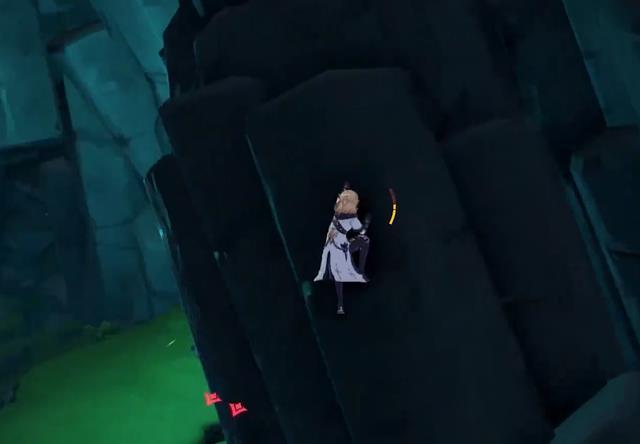《【煜星账号注册】原神:玩家没有路创造路,居然进入了里世界?到达地中之盐海底!》
