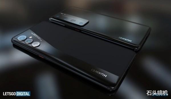 相比背面相机有所不同,华为P50系列的颜值很不错 数码科技 第1张