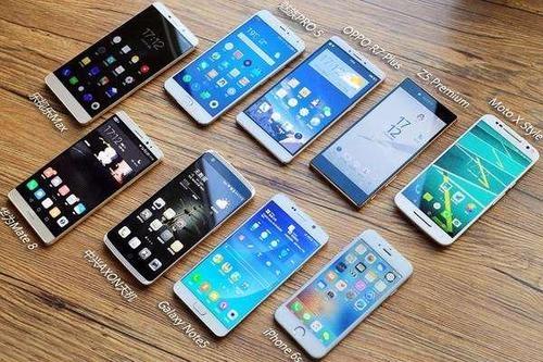 """如今三款""""烂大街""""的手机,都有各自的特点,你上榜了吗?"""